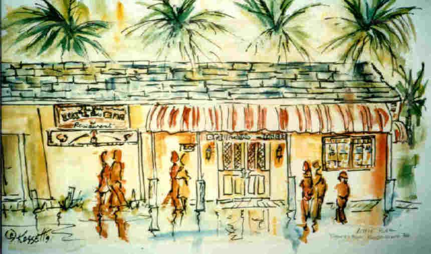 Goodland Florida Little Bar Restaurant On Marco Island